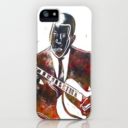 Muddy Waters 2/3 iPhone Case