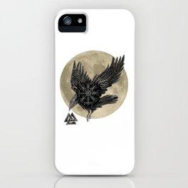 Raven & Moon iPhone Case