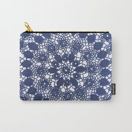 Lace Vintage 3 Carry-All Pouch