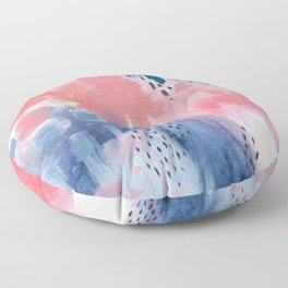 Ritual thoughts Floor Pillow