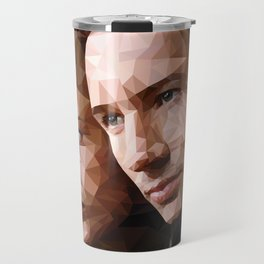 Scully and Mulder - The truth is out there Travel Mug