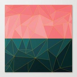 Mozaik Canvas Print