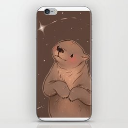 Starry Bear~ iPhone Skin