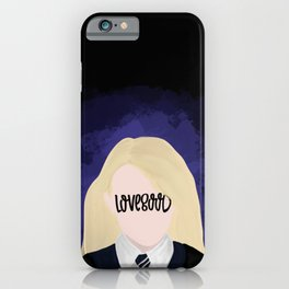 Blonde Witch iPhone Case