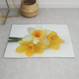 Daffodil Trio Rug