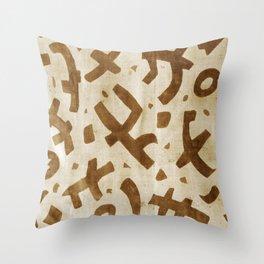 Tribal Throw Pillow