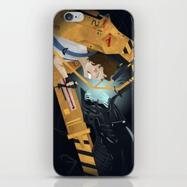 Ripley V Queen iPhone Skin