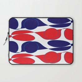 Digital Art_Summertime Bold Palette Laptop Sleeve