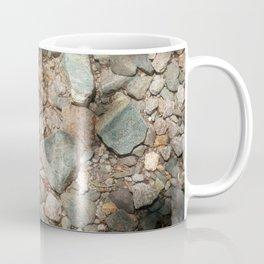 A Stream's Bedrock (Lake Tahoe, California) Coffee Mug