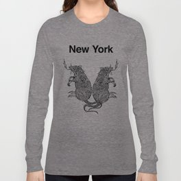 Rat Long Sleeve T-shirt