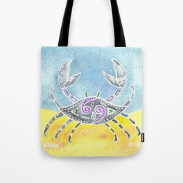 Zodiac Collection: Cancer Tote Bag
