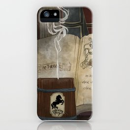 There and Back iPhone Case