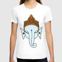 ganesha T-shirts featuring Ganesha by RaJess