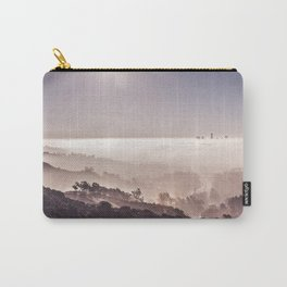 Above The Clouds | Los Angeles Carry-All Pouch