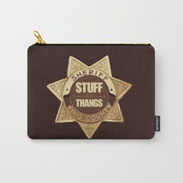 Stuff & Thangs Carry-All Pouch