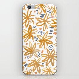Splendid Adventure Pattern iPhone Skin