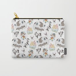 avatar seamless pattern appa momo aang Carry-All Pouch