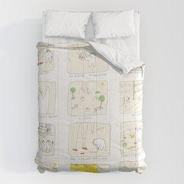 Noisy child Comforters
