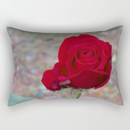 Blooming Day Rectangular Pillow
