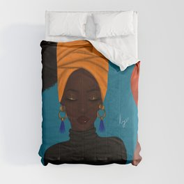 afrocentric Comforters