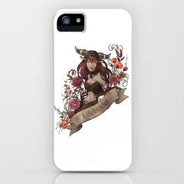 Lifebinder iPhone Case