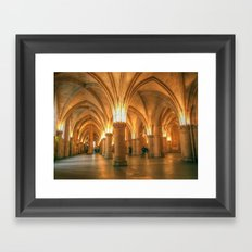 La Conciergerie Framed Art Print