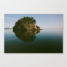 Matia Island, WA Canvas Print