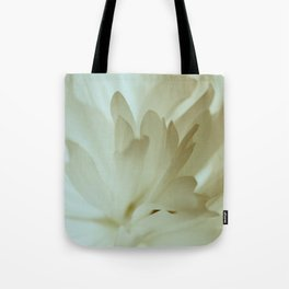 Romantic Flower Retro Vintage Look Tote Bag