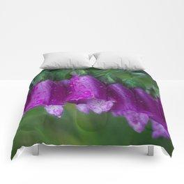 Purple Rain Comforters
