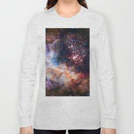NASA Galaxy Photography Duvet Cover Long Sleeve T-shirt