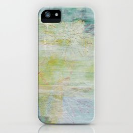 Abstract No. 359 iPhone Case