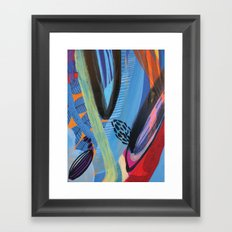 Drops III Framed Art Print