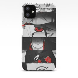 Anime Art - Akatsuki iPhone Case