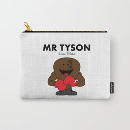 Mr Tyson Carry-All Pouch