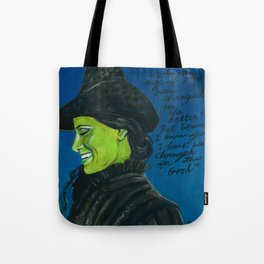 Elphaba-Wicked Tote Bag