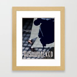 Bushwhacked Framed Art Print