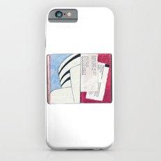 Solomon R. Guggenheim iPhone 6s Slim Case