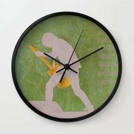Grohl- Rock Wall 1 of 16 Wall Clock