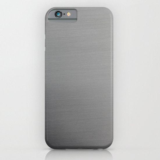 Brushed Metal iPhone & iPod Case