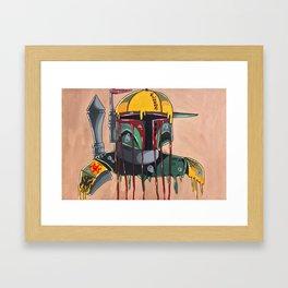 Thugger Fett Framed Art Print