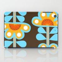 swedish iPad Cases featuring swedish flowers by Wee Jock