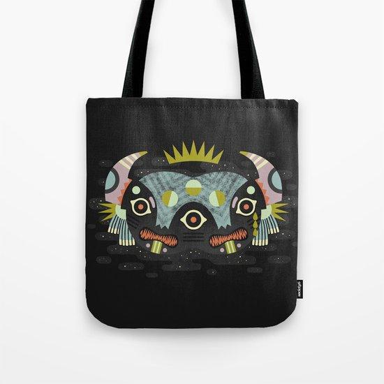 Demon King Tote Bag