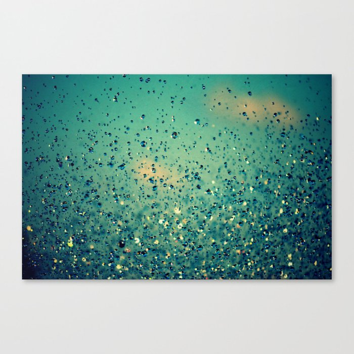 Lullaby, Just Close Your Eyes Canvas Print