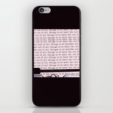 The Rust Coloured Soil: Typewriter iPhone & iPod Skin