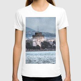 White Tower-Thessaloniki T-shirt