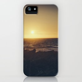Cornish Sunset iPhone Case