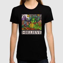 I.Believe|Aliens T-shirt