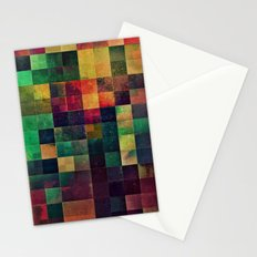nymbll bwx Stationery Cards