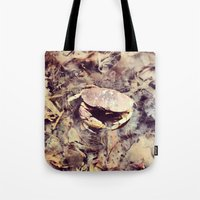 crab Tote Bags featuring Crab by Ken Seligson