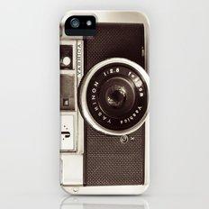 Camera Slim Case iPhone (5, 5s)
